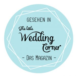Daniela M. Weise featured on The little Wedding Corner