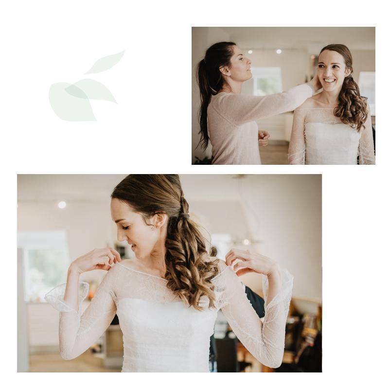 Brautstyling | Vanessa