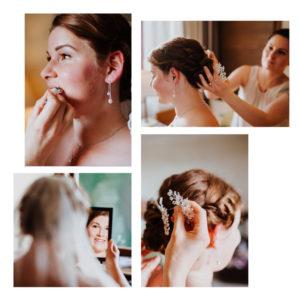 Brautstyling | Nicole