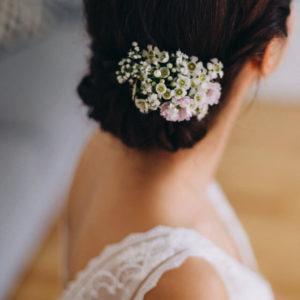 Update: Tipps für Blumen als Haarschmuck