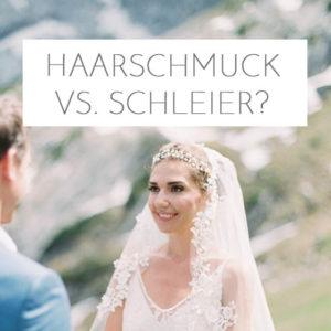 Schleier oder Haarschmuck? – Update