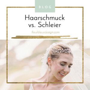 Schleier oder Haarschmuck? – Update [fleurbleuedesign.com]
