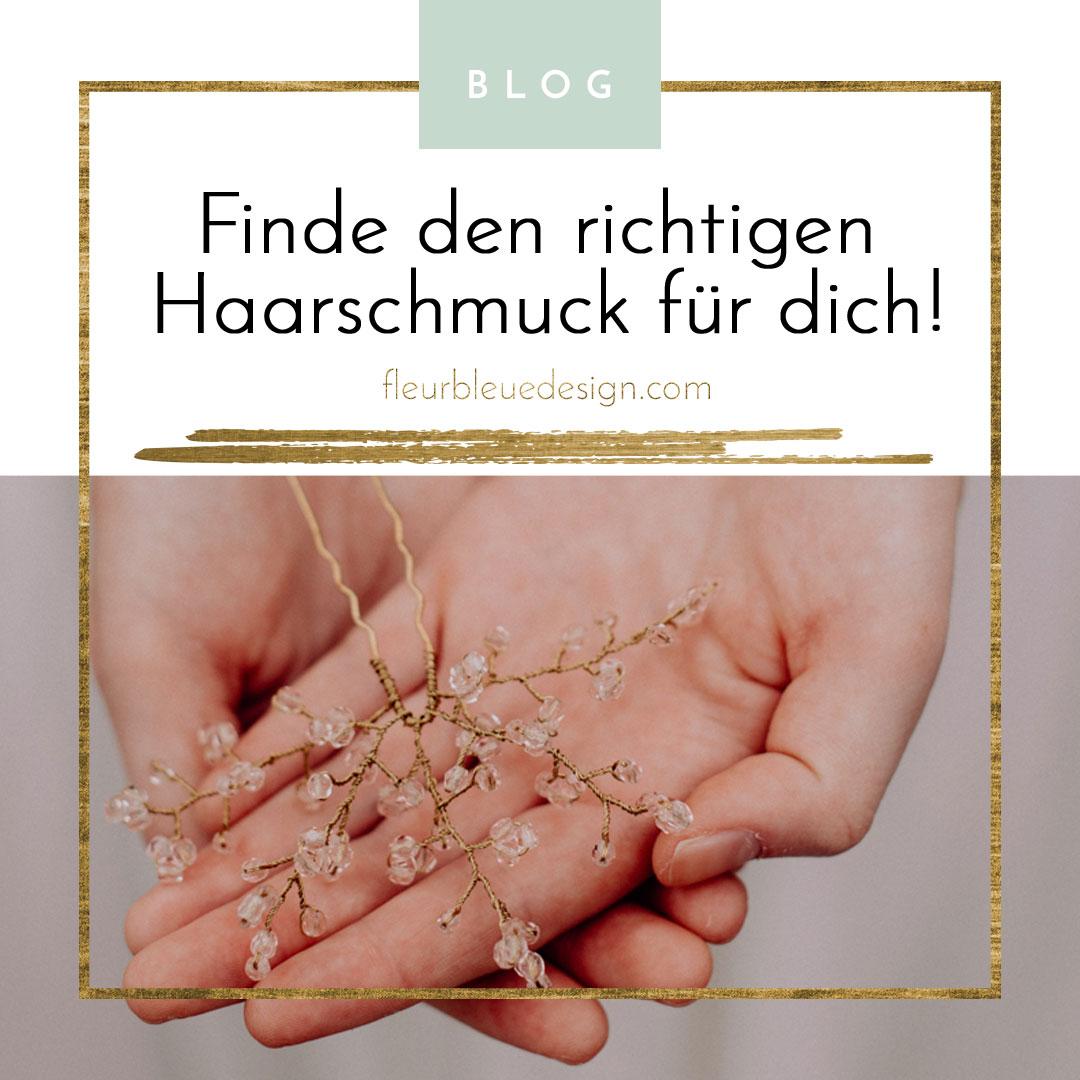 Tipps zur Wahl des richtigen Braut Haarschmucks – [fleurbleuedesign.com]