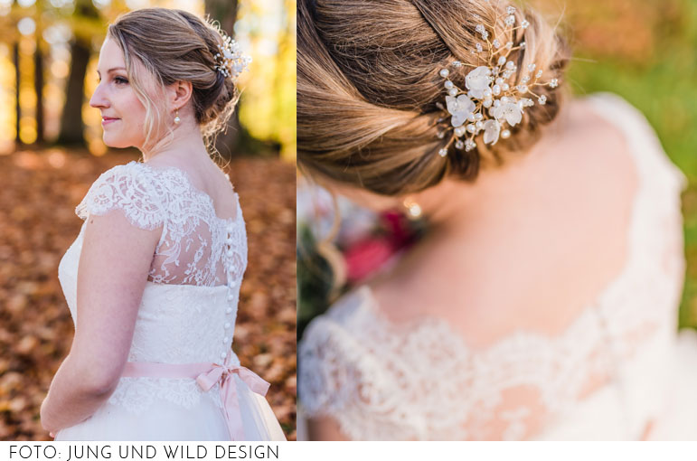 Bridal Styling English