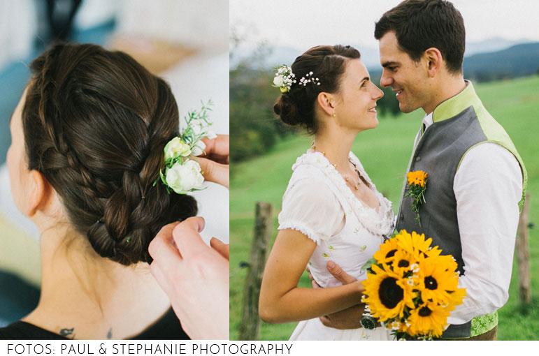 Hochzeit styling munchen