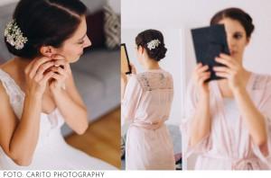 Brautfrisur-Hochzeit-Frisur-Brautstyling München-Daniela M Weise