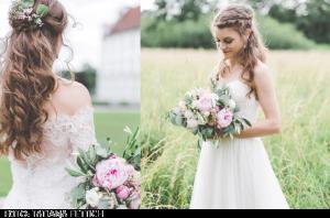 Brautfrisur-München Brautstyling München-Daniela M Weise